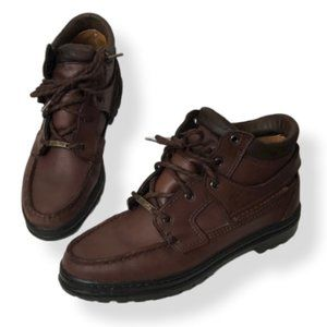 VTG Timberland Gor-tex Brown Leather Chukkas 8